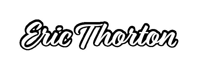 ERIC THORTON | Master Spiritual Healer, Medium, Author and